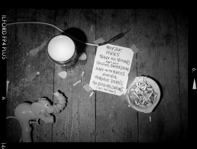 Shrinking Violet demo cassette photo