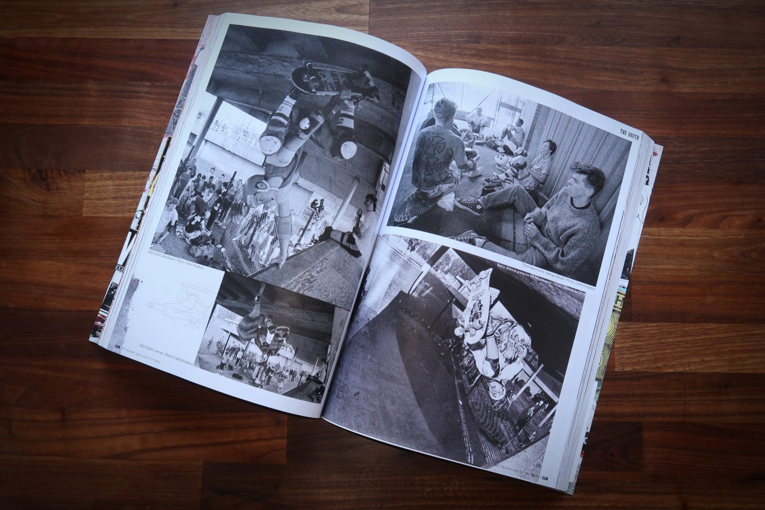 Some of my pics in the book