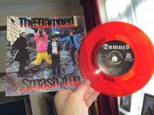 Smash It Up in red vinyl