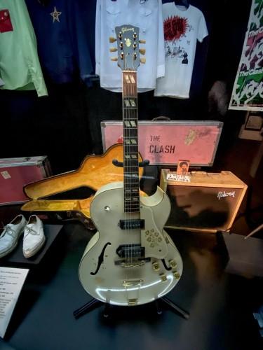 Mick Jones guitar