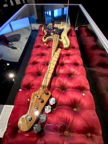 Smashed bass